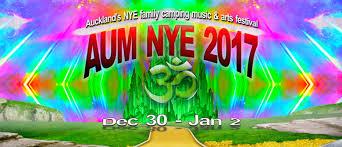 Aum ॐ NYE 2017
