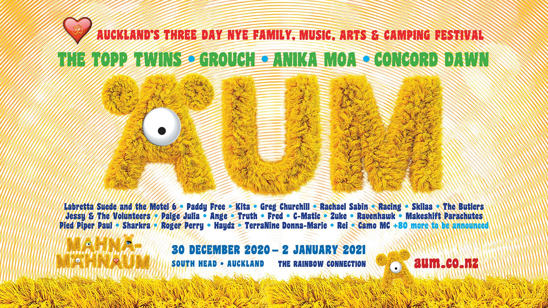 New Years Music Festival Auckland