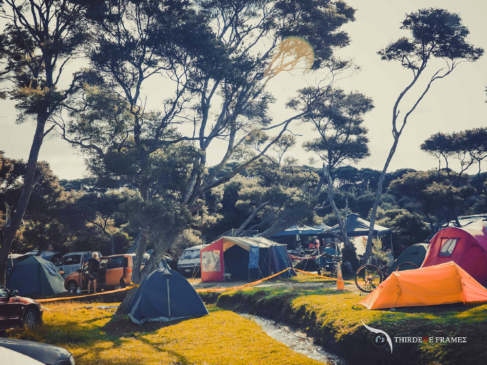 NYE Festival Camping