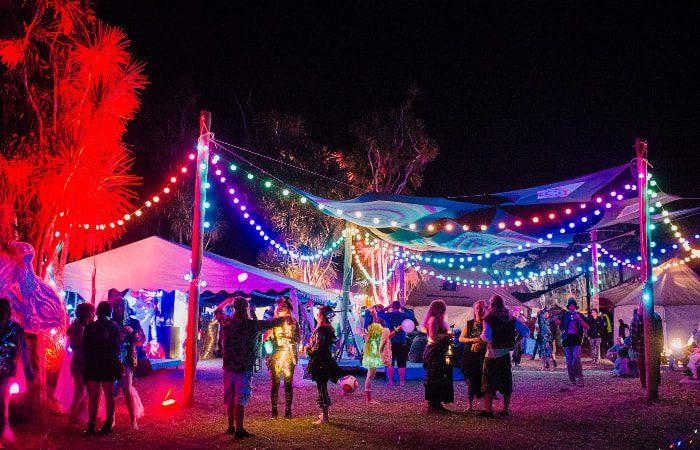 Camping Music Festival